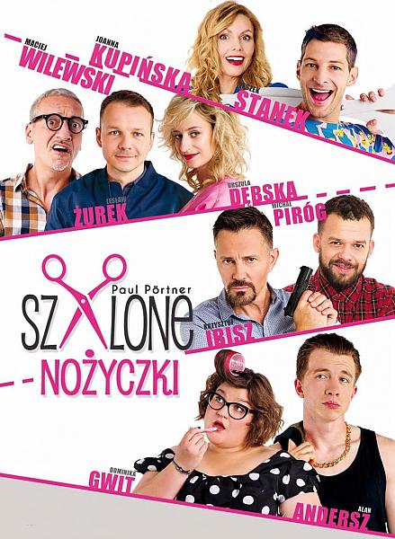 Spektakl Szalone Nożyczki W Pruszkowie 07122019 Bilety