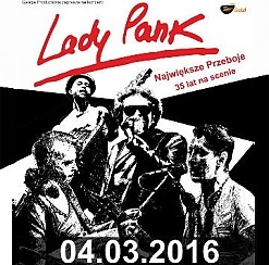 Lady Pank - 35 lat na scenie - bilety na koncert