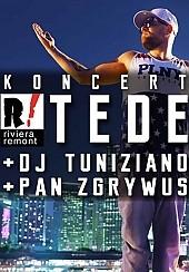 TEDE - bilety na koncert