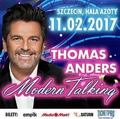 Bilety na koncert Thomas Anders & Modern Talking Band - Koncert w Walentynki w Szczecinie - 11-02-2017