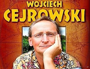 """Wojciech Cejrowski Stand-up comedy - Wojciech Cejrowski live """"WOLNA AMERYKANKA """" - bilety na koncert"""
