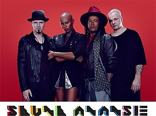 SKUNK ANANSIE Anarchytecture - bilety na koncert