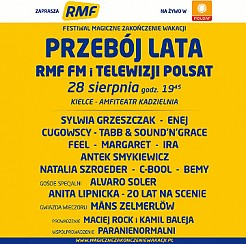 Przebój lata RMF FM i Telewizji Polsat - bilety na koncert