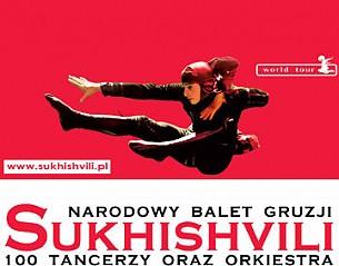 Bilety na spektakl Gruziński Balet Narodowy Sukhishvili - Poznań - 15-02-2017