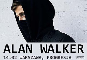 Alan Walker - bilety na koncert