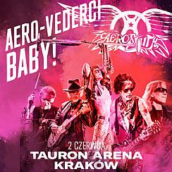 Bilety na koncert Aerosmith - Aero-Vederci Baby Tour w Krakowie - 02-06-2017