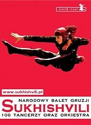 """Bilety na koncert Narodowy Balet Gruzji """"SUKHISHVILI"""" w Bydgoszczy - 14-02-2017"""