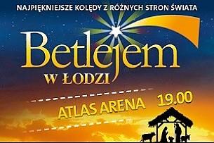 Bilety na koncert Betlejem w Łodzi // TGD, Niemen, Marika, Badach, Mate.O oraz Cugowski - 12-01-2017