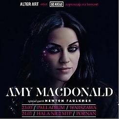 Amy Macdonald - bilety na koncert