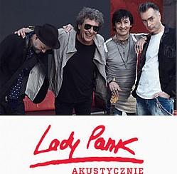 Bilety na koncert Lady Pank Akustycznie 2017 w Łodzi - 23-04-2017