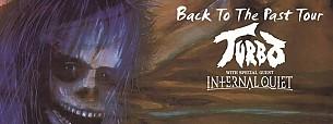 Bilety na koncert TURBO + INTERNAL QUIET - Turbo, Internal Quiet, Męczenie Owiec - Poznań Blue Note - Back To The Past Tour - 14-01-2017