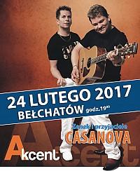 Bilety na koncert Akcent - ZENEK MARTYNIUK i PRZYJACIELE (Casanova) w Bełchatowie - 24-02-2017