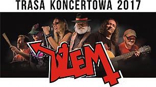 Dżem - Trasa koncertowa 2017 - bilety na koncert