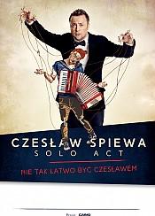 Bilety na koncert Czesław Śpiewa Solo Act w Kartuzach - 26-02-2017