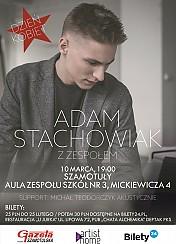 Bilety na koncert DZIEŃ KOBIET Z ADAMEM STACHOWIAKIEM  w Szamotułach - 10-03-2017