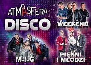 Atmasfera Disco Karnet - bilety na koncert