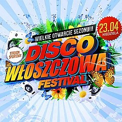 Bilety na koncert DISCO Włoszczowa - Akcent - 23-04-2017