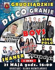 Bilety na koncert Grudziądzkie Disco Granie - 21-05-2017