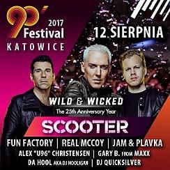 90' Festival 2017 - bilety na koncert
