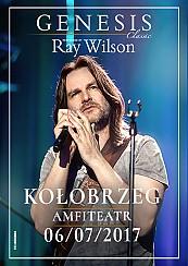 Bilety na koncert Ray Wilson - Genesis Classic w Kołobrzegu - 06-07-2017