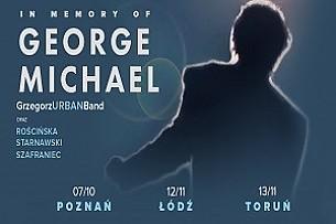 Bilety na koncert In Memory of George Michael  w Łodzi - 12-11-2017