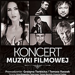 Bilety na koncert Muzyki Filmowej w Białymstoku - 30-08-2017