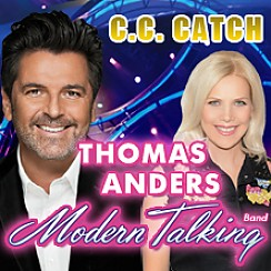 Bilety na koncert C.C.Catch // Thomas Anders & Modern Talking Band - Parking w Gdańsku - 10-03-2018