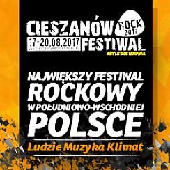 Bilety na Cieszanów Rock Festiwal Dzień 3