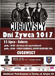 Bilety na koncert Cugowscy - DNI ŻYWCA 2017 - KONCERT CUGOWSKICH w Żywcu - 22-07-2017