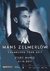 Bilety na koncert Mans Zelmerlow w Gdańsku - 21-10-2017