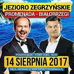 Bilety na koncert Zenon Martyniuk i Sławomir nad Jeziorem Zegrzyńskim w Białobrzegach - 14-08-2017