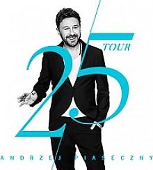 Andrzej Piaseczny - 25 Tour - bilety na koncert