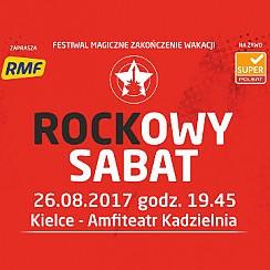 Bilety na koncert Rockowy Sabat w Kielcach - 26-08-2017