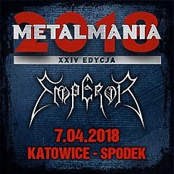 METALMANIA 2018: EMPEROR - bilety na koncert