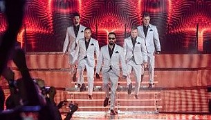 Bilety na koncert Backstreet Boys w Las Vegas - The Axis - Planet Hollywood Resort & Casino - 3667 Las Vegas Boulevard South - 89109 - US - 07-02-2018