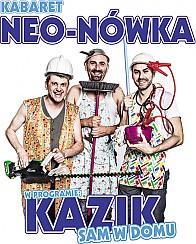 Bilety na kabaret Neo-Nówka - Kazik sam w domu w Szczecinie - 12-11-2017