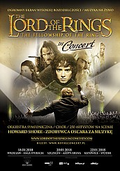 Bilety na koncert The Lord of The Rings: The Fellowship of The Ring in Concert - Władca Pierścieni: Drużyna Pierścienia we Wrocławiu - 18-01-2018