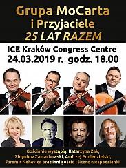 Bilety na kabaret Grupa MoCarta i Przyjaciele – 25 lat razem w Krakowie - 24-03-2019