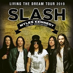 Bilety na koncert SLASH feat. Myles Kennedy and The Conspirators w Łodzi - 12-02-2019