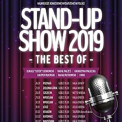Bilety na kabaret Stand-up Show 2019 - The best of w Płocku - 03-06-2019