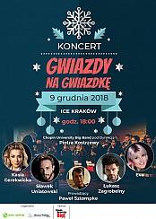 Bilety na koncert Gwiazdy na Gwiazdkę - Gwiazdy na Gwizdkę  w Krakowie - 09-12-2018