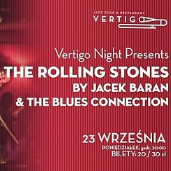 Bilety na koncert The Rolling Stones by Jacek Baran & The Blues Connection we Wrocławiu - 23-09-2019