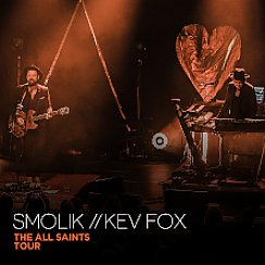 Bilety na koncert SMOLIK // KEV FOX - THE ALL SAINTS TOUR w Warszawie - 12-12-2019