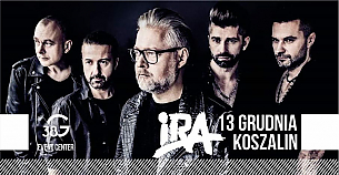 Bilety na koncert IRA Event Center G38 Koszalin - 13-12-2019