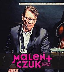 Bilety na koncert Maciej Maleńczuk - MALEŃCZUK + rhythm section w Krakowie - 27-02-2020