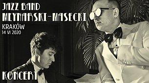 Bilety na koncert Jazz Band Młynarski - Masecki - JAZZ BAND MŁYNARSKI-MASECKI w Krakowie - 14-06-2020